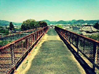 photography japan nature hdr landscape bridge