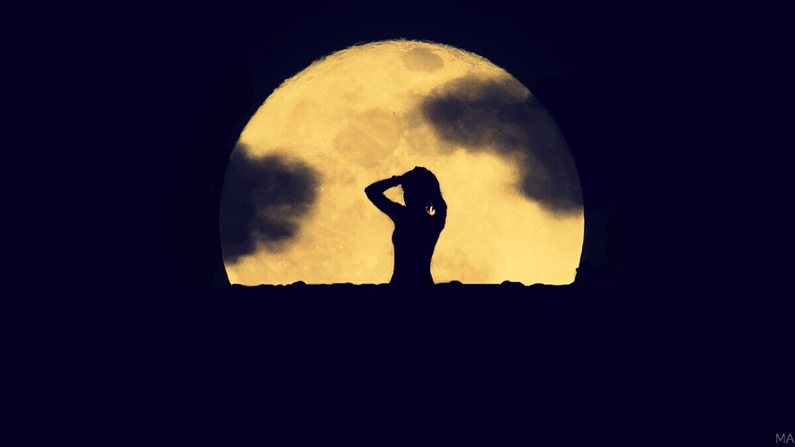 """""""Everyone is a moon and has a dark side, which he never shows to anybody!"""""""