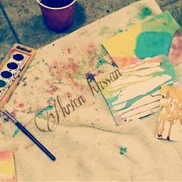colorful pencil art mashedpotatoes nature mewarnai