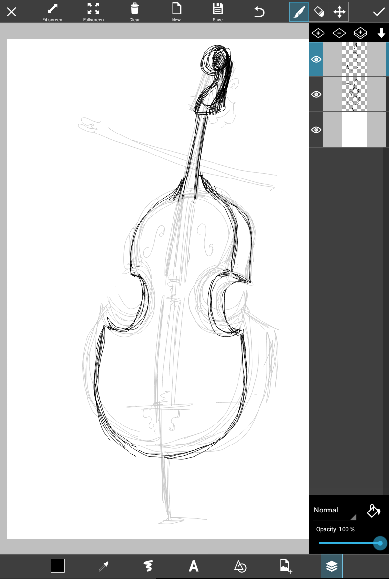 How To Draw Easy Instruments