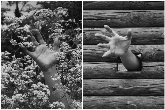 hand photos
