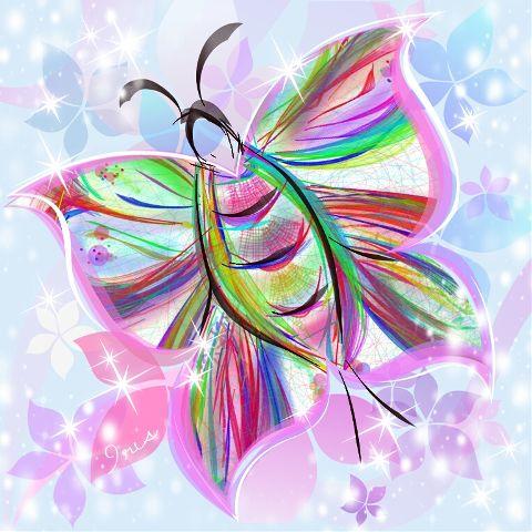 dcbutterfly pencil art