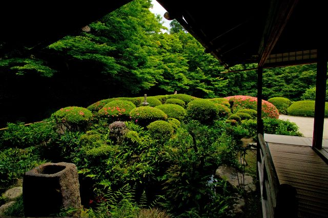Japanese gardens picture gallery