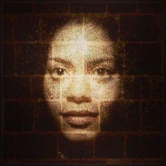 tabitha wall portrait