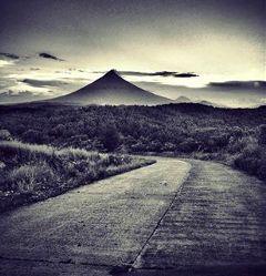nature volcano