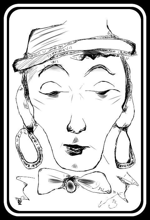 #pencil art,#black & white